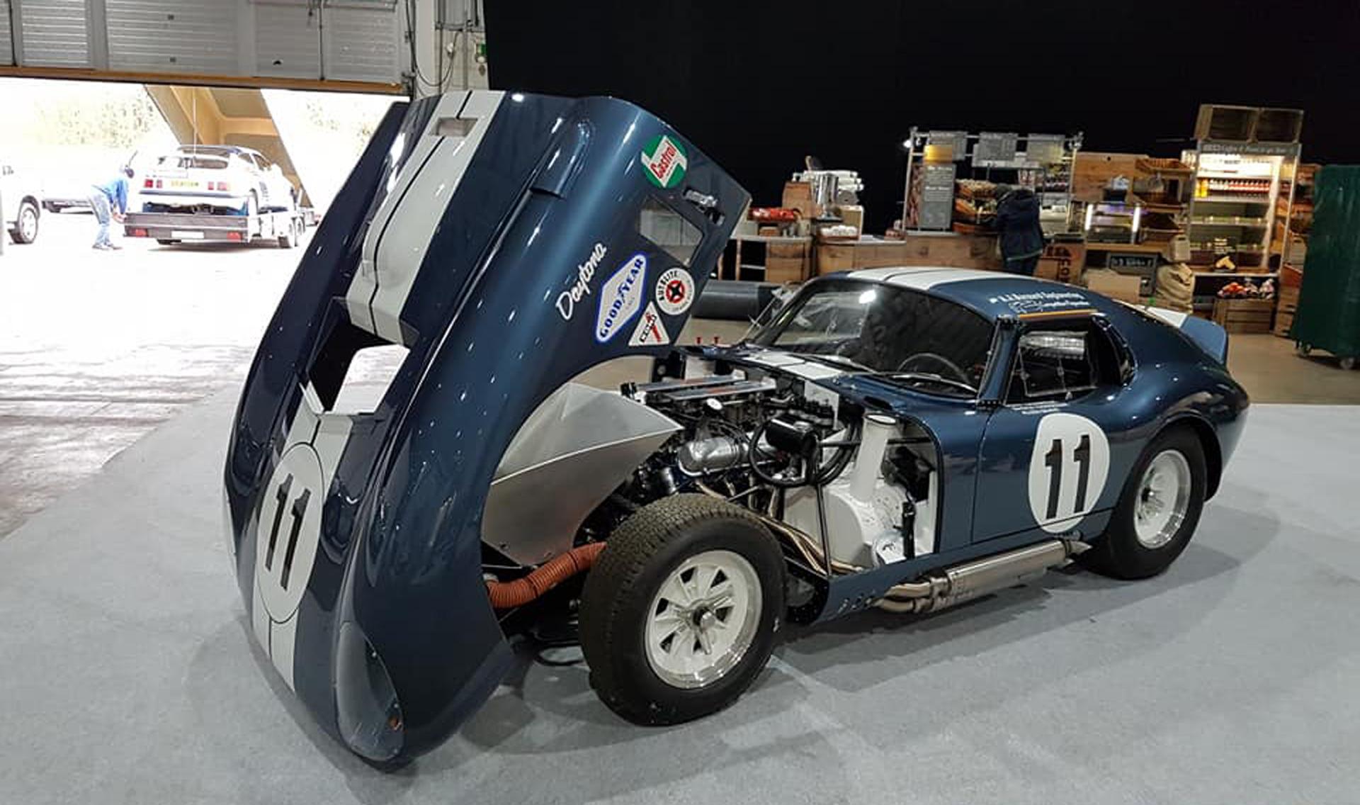 Daytona open